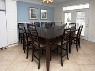 Cherry Grove Beach house photo - Dining Area
