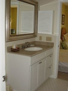 2nd bathroom vanity