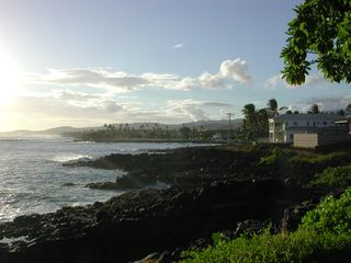 Poipu house photo - Poipu coastline