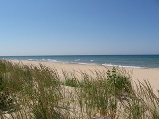 Muskegon cottage photo - close by: Miles and miles of Lake Michigan Beaches
