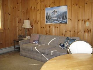 Mount Snow house photo - Family room