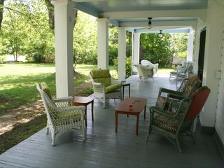 Crystal Beach Fort Erie house photo - Front Porch