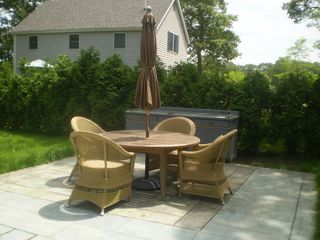 Oak Bluffs house photo - Patio