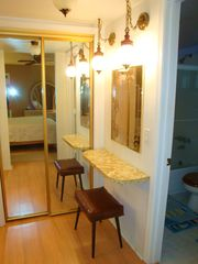 Fort Lauderdale house photo - Convenient vanity is located just off master bedroom.