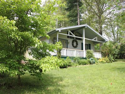 Newly Renovated Cottage In Burr Oak State Park