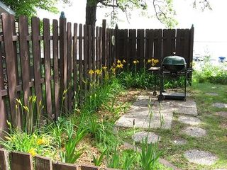 Breezy Point cabin photo - Perennial & Annual Garden w/ Grill
