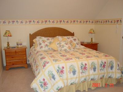 Harbor Springs house rental - Upstairs - queen