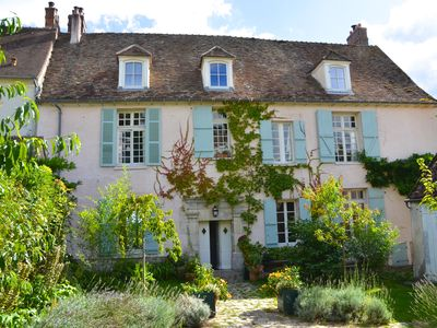 Beautiful large Manor, perfect for families, close to Versailles and Paris