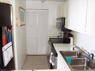 Plantation Key condo rental - Kitchen
