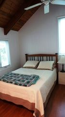 Cape Charles cottage photo - Check out the ceiling in the bedroom.