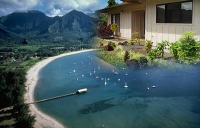 A home for enjoying Hanalei Bay & all the other North Shore beaches.