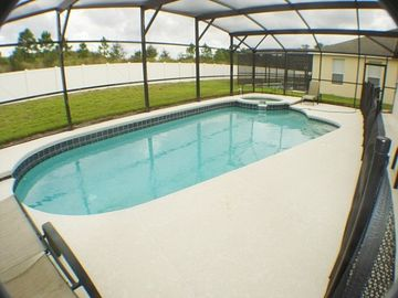 Windsor Palms house rental - Pool and Spa