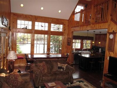 Hayward Vacation Rental - VRBO 252163 - 3 BR Northwest House in WI ...