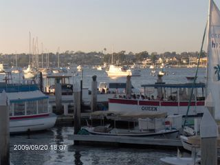 Dana Point condo photo - Boats in the Harbor