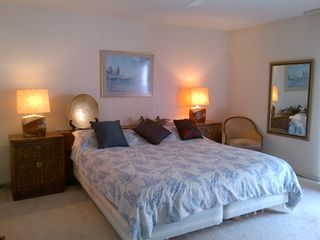 Brigantine townhome photo - Master Bedroom