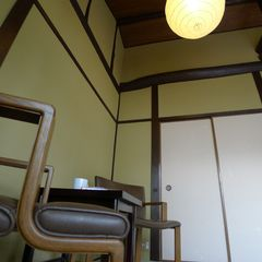 Kyoto townhome photo - Sitting area in main bedroom - 2nd floor