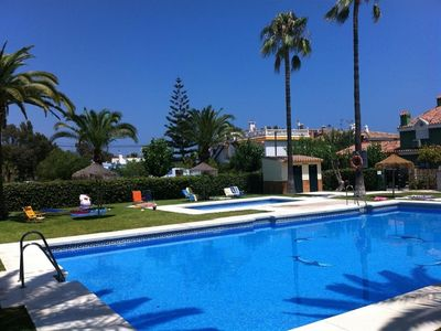 """Apartment a short walk away (329 m) from the """"Playa del Campo de Golf"""" in Málaga with Washing machine (430338)"""