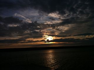 Cayuga Lake sunset. 5 minutes away from The Baldwin House