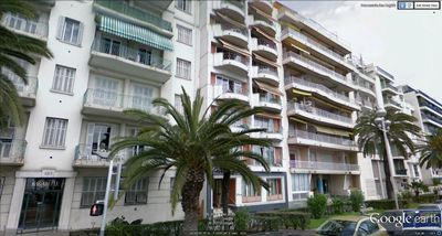 Promenade des Anglais apartment rental