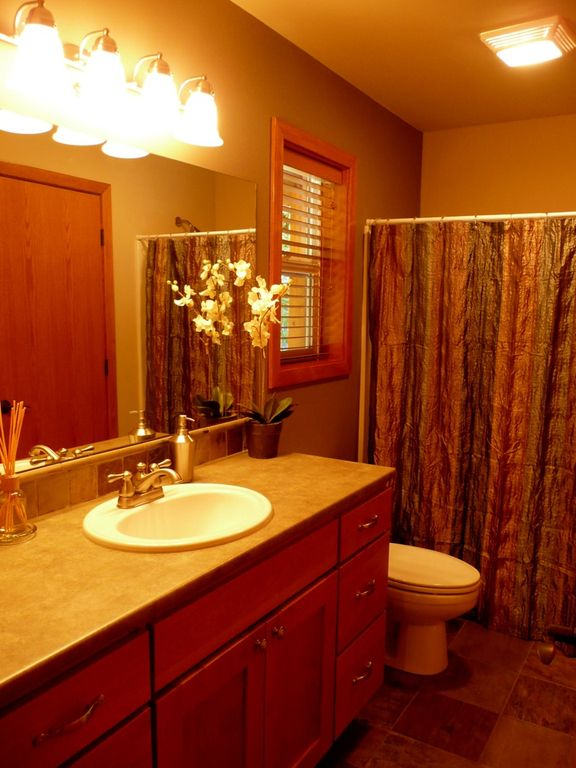 Master Bathroom on Main Floor