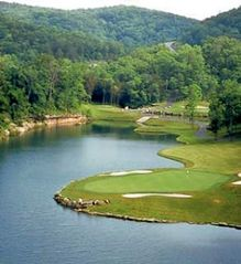 Branson cabin photo - The Incomparable Ledgestone Golf Course
