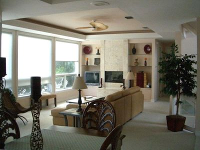 Sanibel Island house rental - Great Room