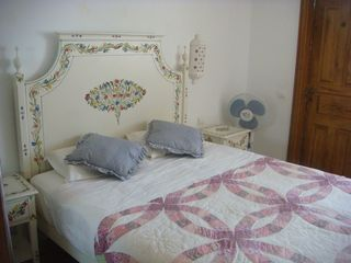 Alvor farmhouse photo - Bedroom 2 in main house