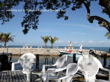 Islamorada house rental - Free Private Marina right on Florida Bay with quick access to Gulf and Ocean
