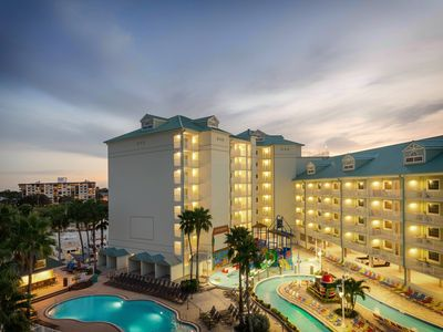 NEW LISTING Two Balcony 2bd/2ba Water Park Beach Condo! 4 Free Water Park Passes