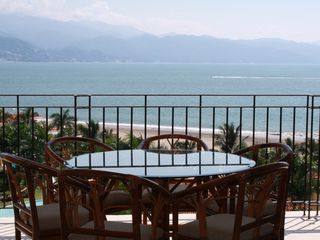 Puerto Vallarta condo photo - view from balcony