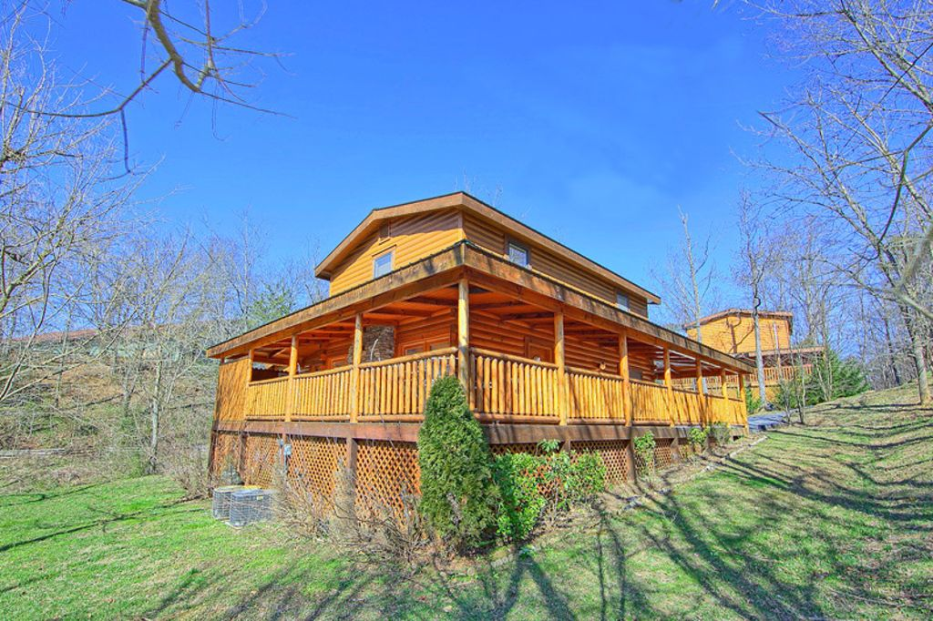 Pigeon Forge Cabin Swimming Pool Cabin Gone Vrbo