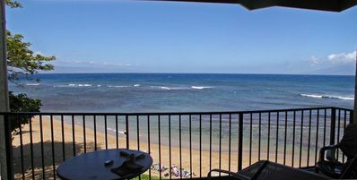 Panoramic view from Lanai