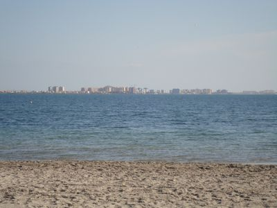 La Manga Strip Across The Mar Menor