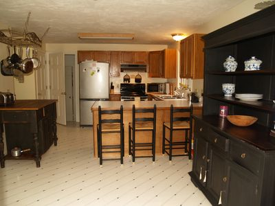 Oak Bluffs house rental - Kitchen
