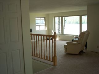 Manistique house photo - nice panoramic view of the lake from all sides