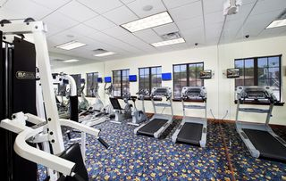 Paradise Palms townhome photo - Fitness Room
