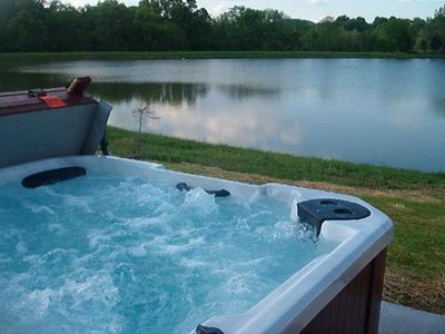 Hot Tub/Lake View CABIN #1