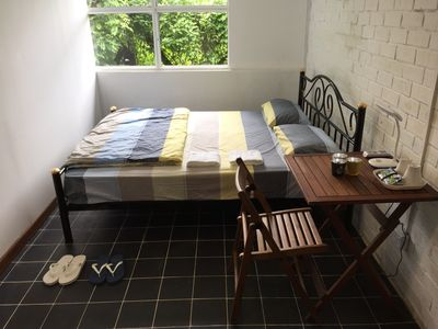 image for YANGON AIRPORT hostel double bed room(10 minutes walk to airport)