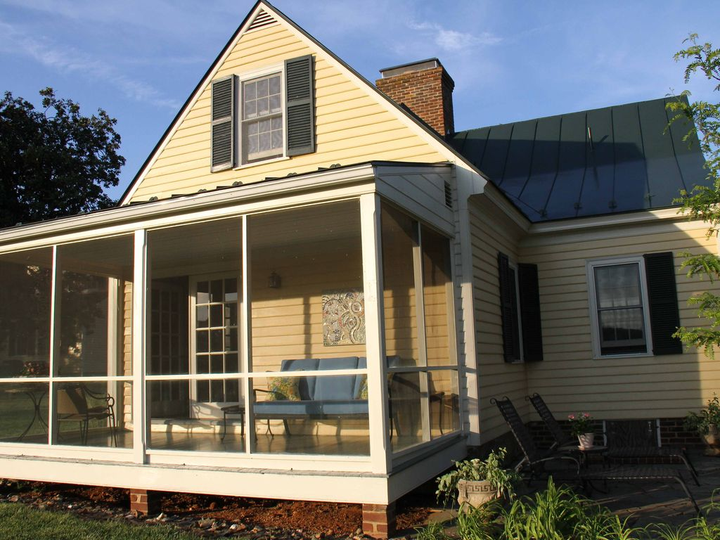 Charlottesville Vacation Rental Vrbo 491767 2 Br