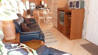 El Centro Beach cottage photo - Watch TV, Enjoy a Movie, read a good book or Surf the Internet w/ FREE WIFI!