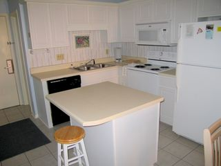 Fort Morgan condo photo - Kitchen is all new and equiped with everything you have at home!