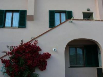 Apartment of 75 square meters. in the outskirts of PORTOFERRAIO near the most beautiful bea