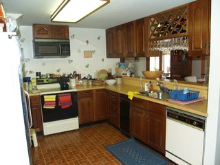 Lake Bomoseen house photo - Kitchen