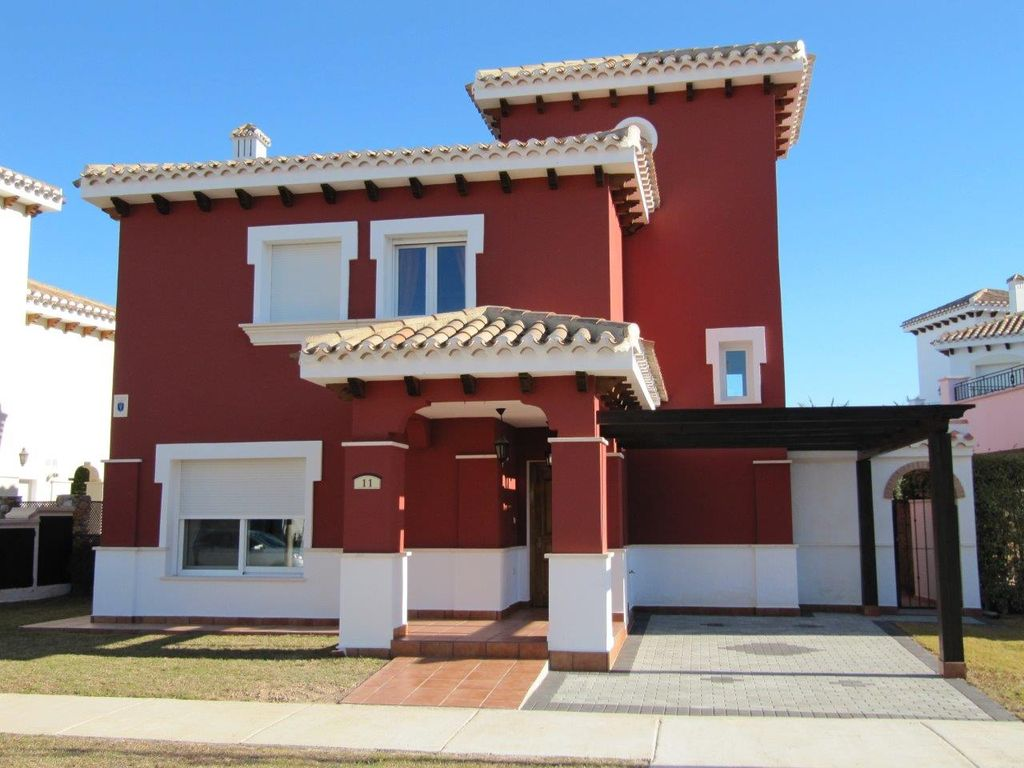 Luxury accommodation Mar Menor, 132 square meters, recommended by travellers !