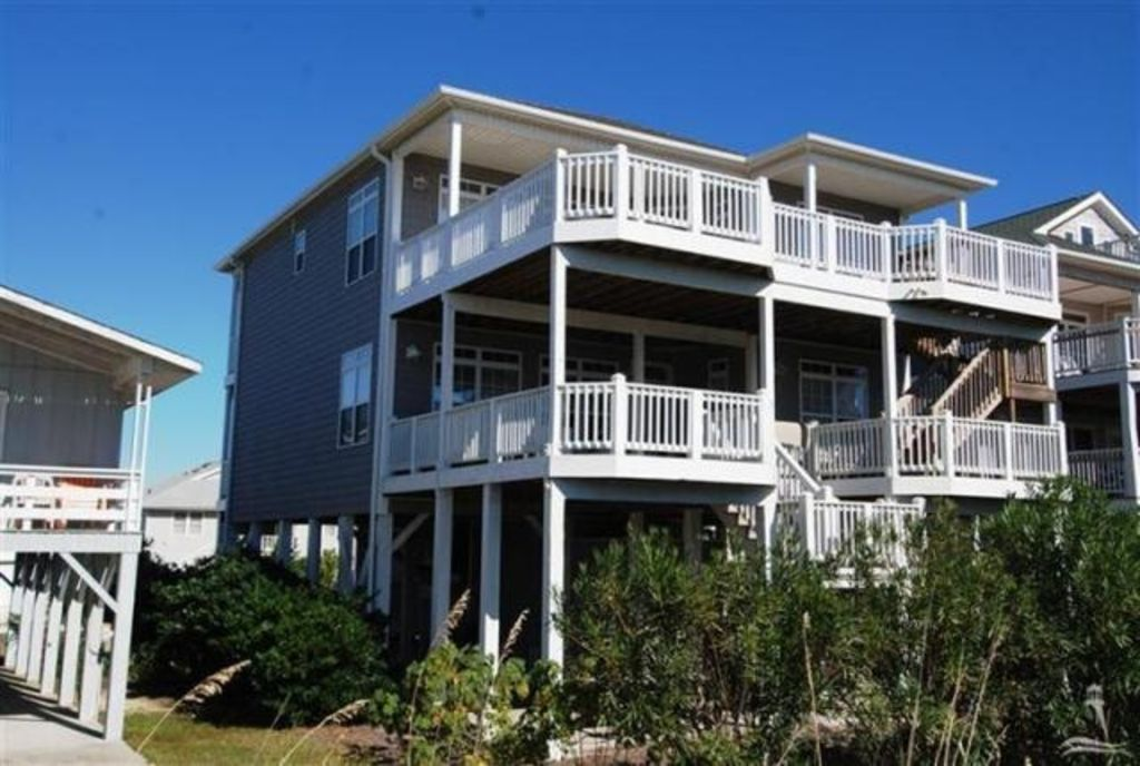 Ocean Isle Beach Vacation Rental Vrbo 469085 5 Br Southern Coast House In Nc Beautiful 5