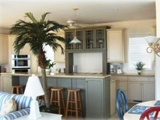 Kure Beach house photo - Kitchen area