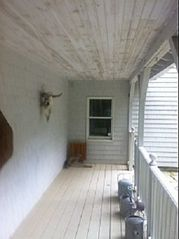 Kennebunk Beach house photo - Front Porch