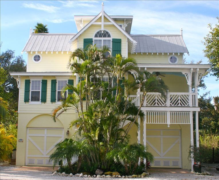 Key west house style plans
