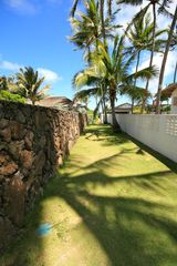 Kailua house photo - Beach access outside main entrance