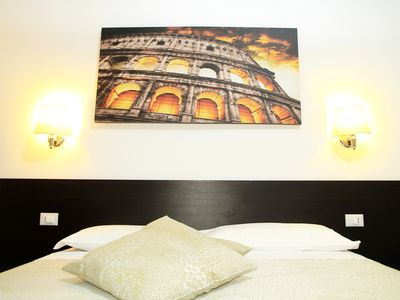 10 BEDROOMS IN THE CENTRE OF ROME!!300 MT FROM ST PETER'S BASILICA!SPECIL OFFER!